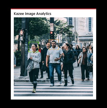 Kazee Image Analytics